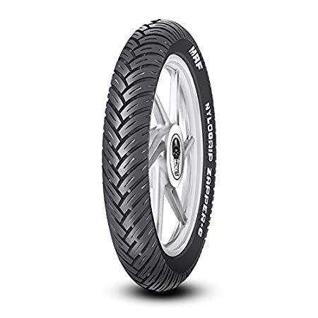 MRF ZAPPER C 120/80 R17 61P Tubeless Motorcycle Tyre