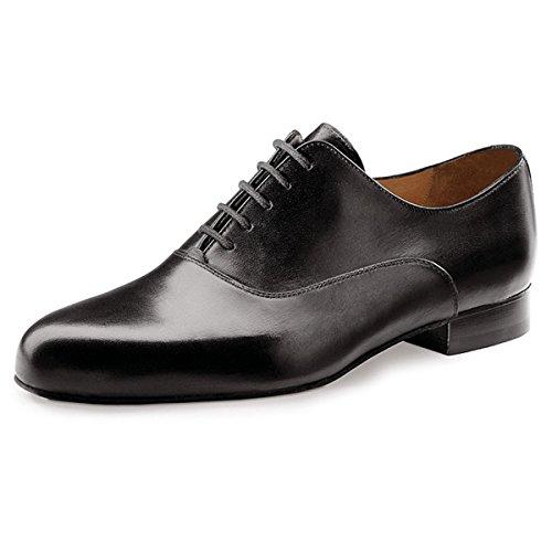 Werner Kern–Hombre Zapatos de baile 28015–Piel Negro