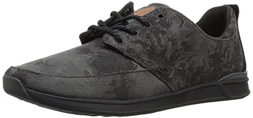 Reef Femme Tx Rover Basses Noir Camouflage Chaussures rwqrUZI