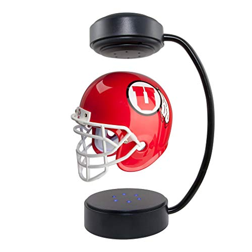 Helmet - Collectible Levitating Football Helmet with Electromagnetic Stand ()