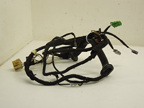 Audi A4 B6 Rear NS Left Wiring Loom Harness For Tailgate: