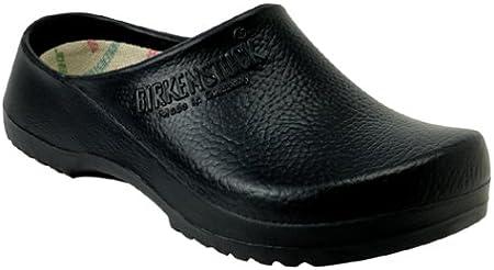 all black birkenstocks women's