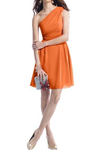 Missdressy -  Vestito  - Donna Orange 40