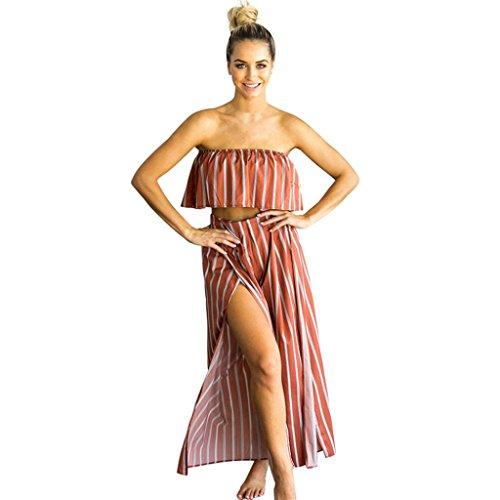 Atractivo Verano Vestido Wreapped De Well Mujer Switchali Mujer Ya0nqw