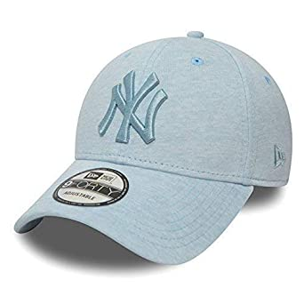 Unbekannt New Era 9forty Strapback Gorra Mlb New York Yankees VARIOS COLORES - Jersey azul celeste