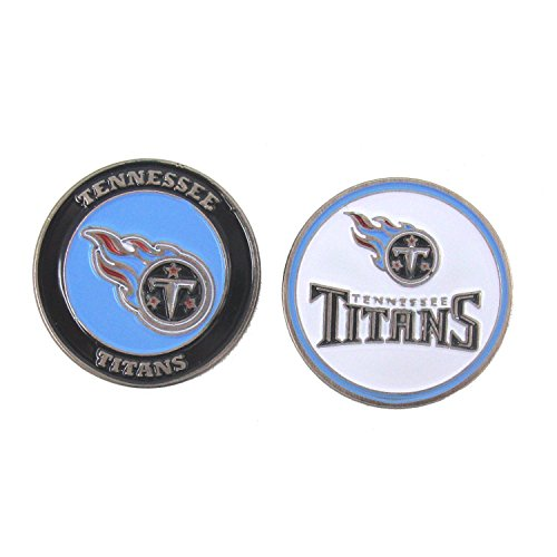 (Tennessee Titans Golf Ball Marker (2-Sided))