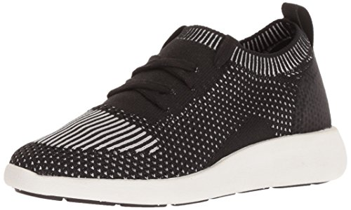 ALDO Women's Portorford Sneaker, Black, 8.5 B US