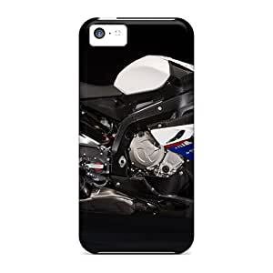 Hot Tpu Covers Cases For Iphone/ 5c Cases Covers Skin - Bmw S1000rr Motorcycles