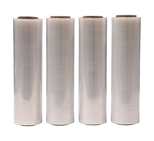 AMERIQUE AMSR18100080PK4B Stretch Film Plastic Wrap by AMERIQUE