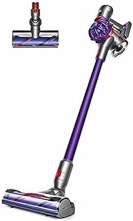 Dyson V7 Motor Head batería extra Aspiradora de mano púrpura de níquel: Amazon.es: Hogar