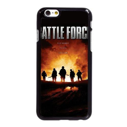 N7Q06 Battle Force Haute Résolution Affiche O1G4JX coque iPhone 6 4.7 pouces Cas de couverture de téléphone portable coque noire DM5HBD6NU