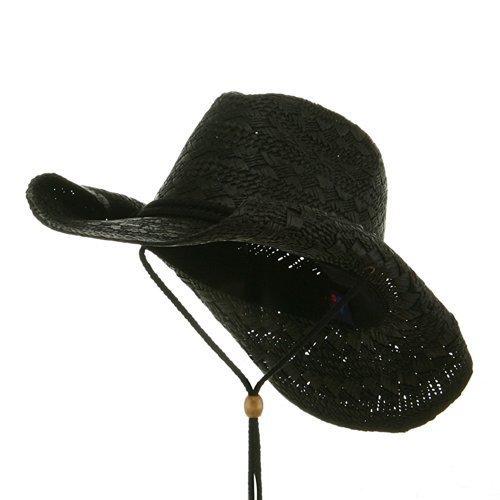 MG Ladies Straw Toyo Cowboy Hat (Toyo Straw Hat)