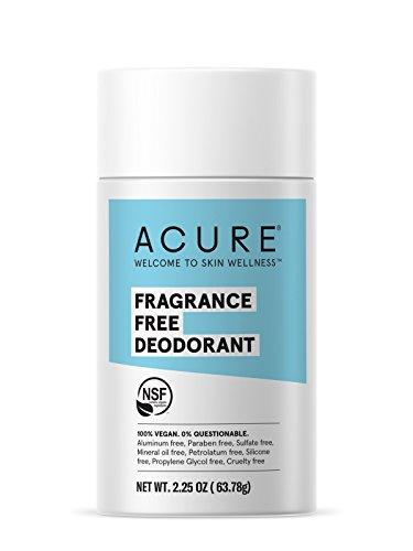 Acure Deodorant, Fragrance Free, 2.25 Oz ()