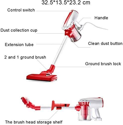YHLZ Aspirateur, 2-in-1 Aspirateur Rotating Léger - Aspirateur à main - All Free Accessoires - for la maison et la cuisine