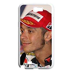 SamSung Galaxy N2 7100 White Valentino Rossi phone cases protectivefashion cell phone cases HYQT5741403