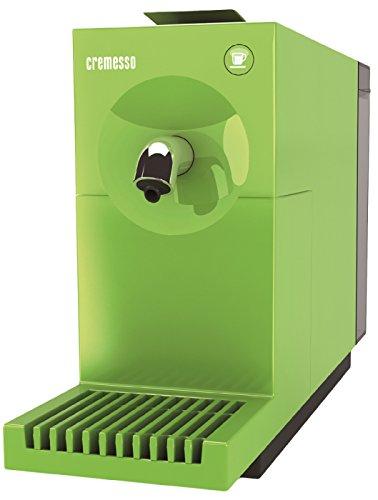 Cremesso UNO Máquina de café en cápsulas 0.65L 1tazas Verde ...