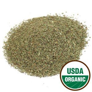 Organic Sage Leaf Rubbed