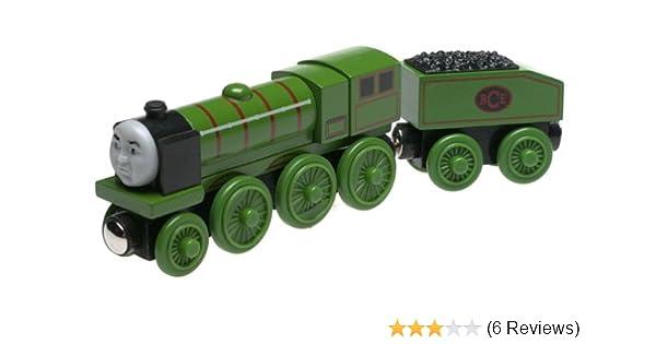 Thomas Wooden Railway Big City Engine