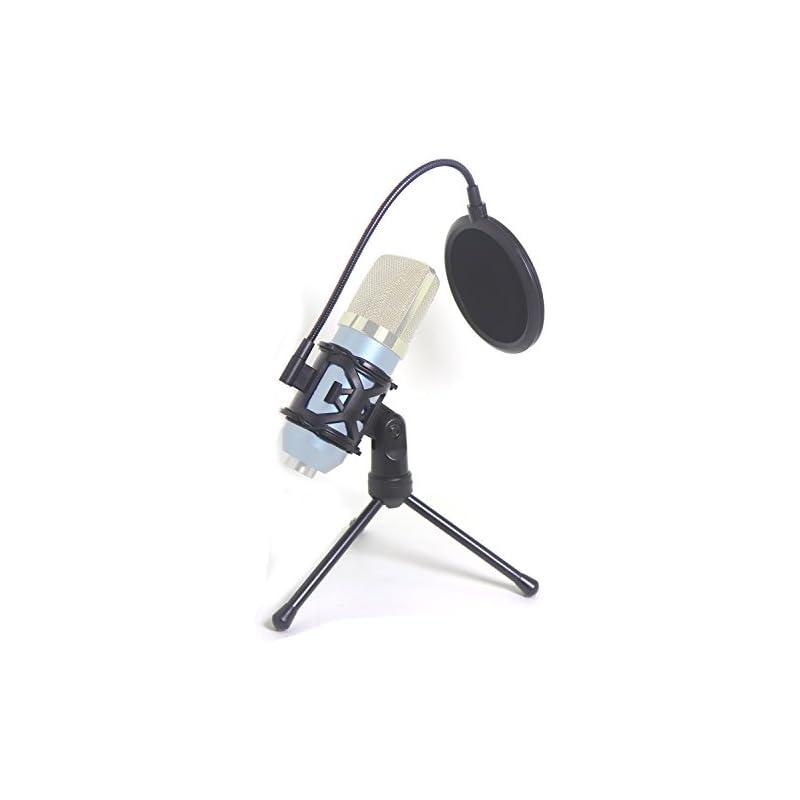 Desktop Microphone Tripod Suspension Sta