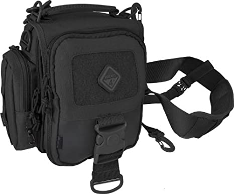38e45c1cec49 Amazon.com   HAZARD 4 Tonto Concealed-Carry Mini Messenger Bag with ...