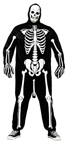 BESTPR1CE Skeleboner Adult Costume Plus Adult Mens Costume -