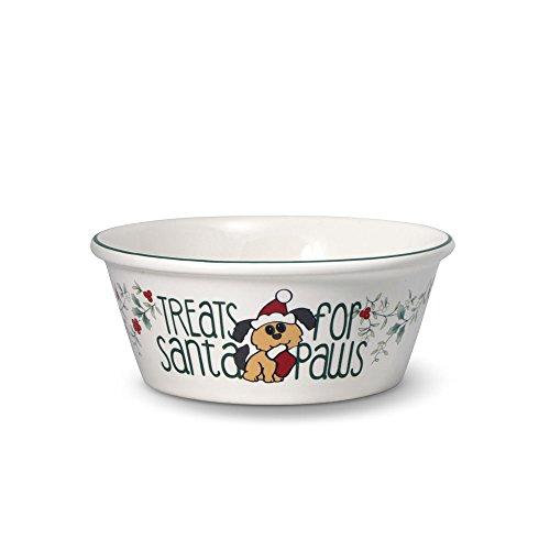 Pfaltzgraff Winterberry Dog Bowl (14-Ounce)