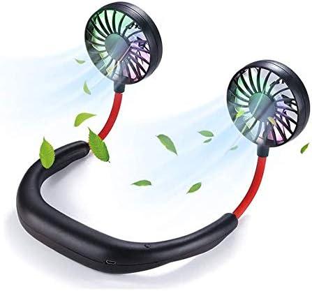 Ventilatore Indossabile da Collo Ricaricabile Mini VIDEN Ventilatore Portatile