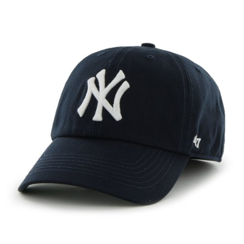 '47 MLB New York Yankees Cap, Navy, Medium