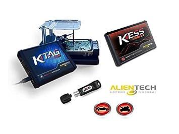 Alientech Kess V2 Master all protocols (cars, bikes, trucks