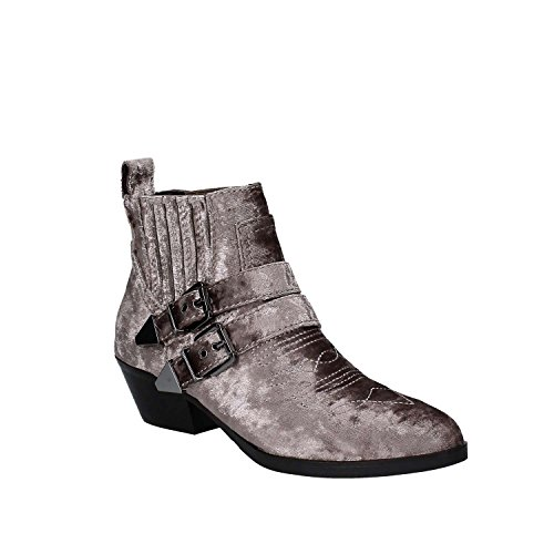 Guess FLVI23 FAB09 Ankle Boots Women Grey cSNcRLW7A