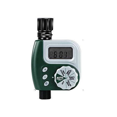 Sun & Garden Sprinkler Timer,Water Hose Timer Outdoor,Drip Irrigation for Garden Lawn Hose Faucet Timer, Programmable & Smart Sprinkler Controller,Garden Hose Timer