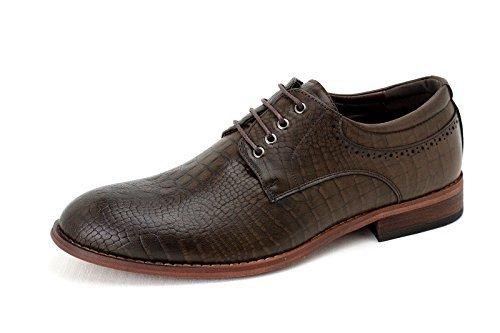 Ufficio Elegante Uk : Jas uomo nuovo oxford casual scarpe eleganti coi lacci formale derby