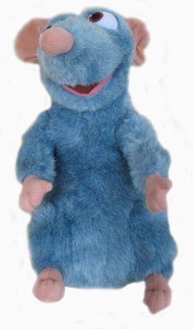 """Disney Ratatouille 16"""" Remy Plush Doll Toy"""