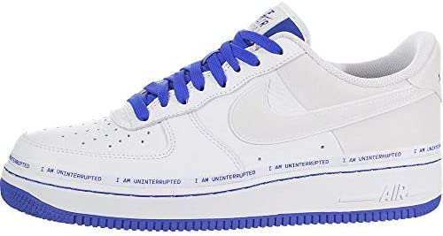 referir Monje Agente de mudanzas  Amazon.com | Nike Air Force 1 '07 Mtaa Qs Mens Cq0494-100 | Basketball