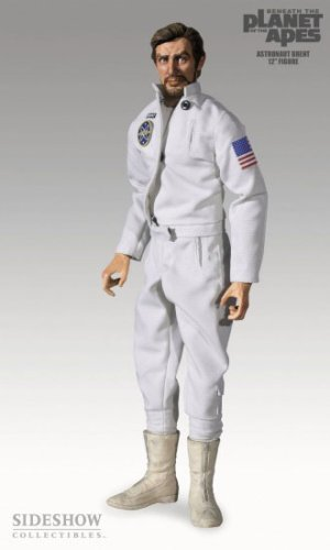 Astronaut Brent Action Figure from Beneath the Planet of the Apes (Astronaut Mask)