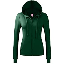 Regna X NO Bother Womens uv Protect Outdoor Active Full Zip up Hoodie Jacket