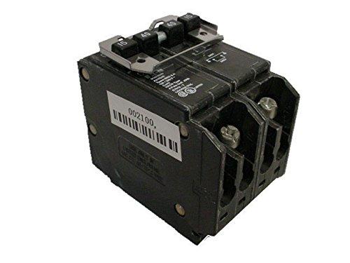 - Eaton BQ215240 15/40A, 120/240V, 10 kAIC, CTL Quad CB