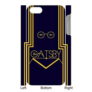 Custom Your Own The great gatsby iPhone 5 Case , Best Durable The great gatsby iPhone 5 Case