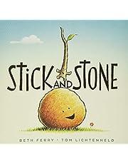 Stick and Stone: Illus by Tom Lichtenheld