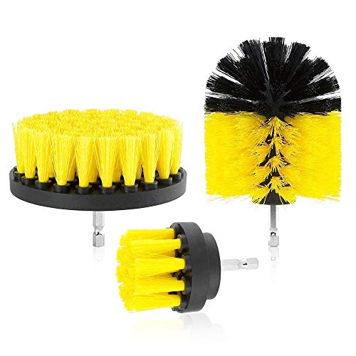 50 Discount On Holysteed Drill Brush Set Attachment Power Scrubber