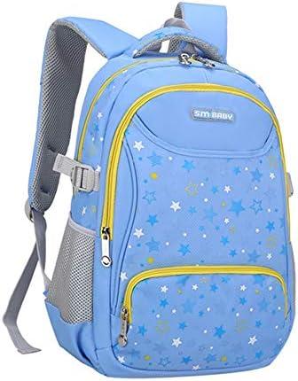 Qiming-ACS Kinder Multifunktionsrucksack Schulrucksack für Mädchen Jungen für Grundschule Junior Middle Senior High School niedlich Bookbag Outdoor Daypack Wandern Reisetaschen