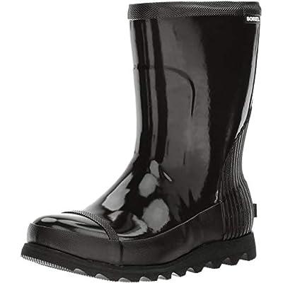 Sorel Women's Joan Rain Short Gloss Boot | Rain Footwear
