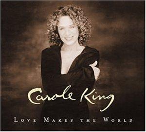 amazon love makes the world carole king ポップス 音楽