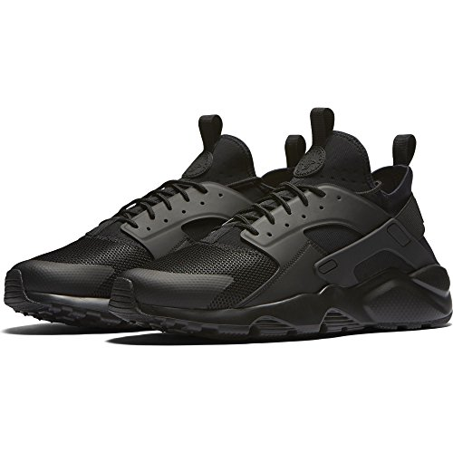 NIKE Men's Air Huarache Ultra Athletic Shoe Black/Black/Black 10 D(M) US ()