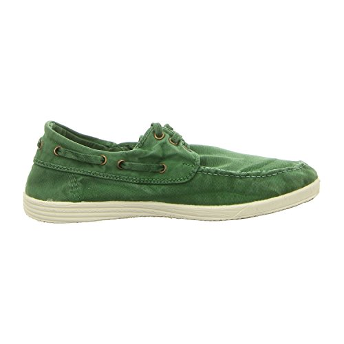 Grün Schuh 303E Stoff Jara Verde Natural World SRSxqtn