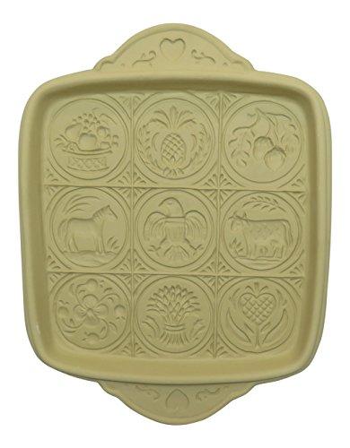 Brown Bag Shortbread Mold Pan - American Butter Art