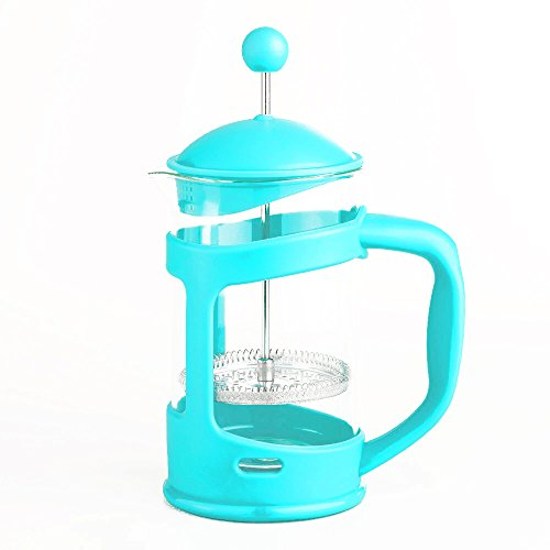 Aqua 3-Cup French Press 12 oz. c oz each (Cup Oz Each French Press compare prices)