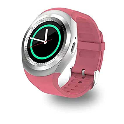 Amazon.com: XuBa Smart Watchs Round Support Nano Sim &Tf ...