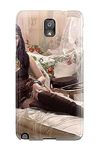 Cute High Quality Galaxy Note 3 Katy Perry Ghd Case