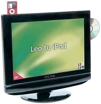 Vector VEC2071P- Televisión, Pantalla 20 pulgadas: Amazon.es ...
